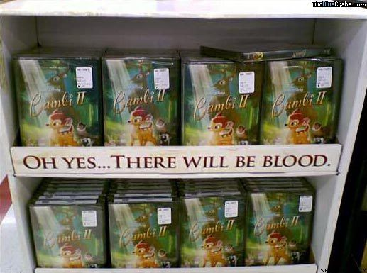 Bambi 2 - En blodig film