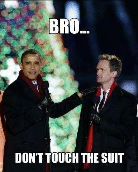 Barney > Obama