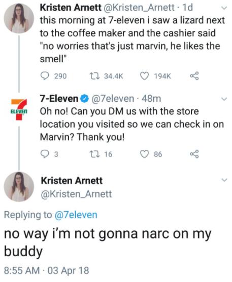 Bra försök, 7-Eleven