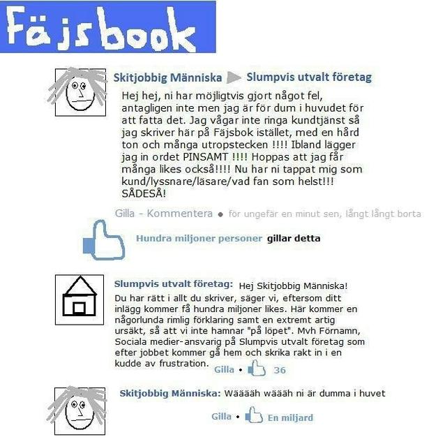 Facebook idag