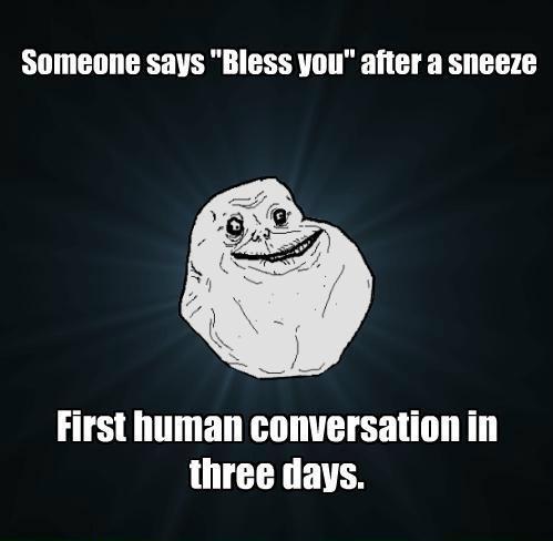 FAs sätt att starta konversationer!