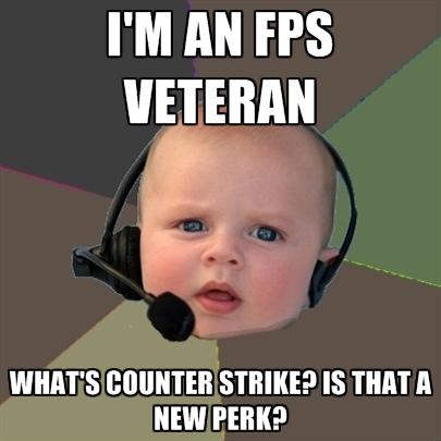FPS veteraner