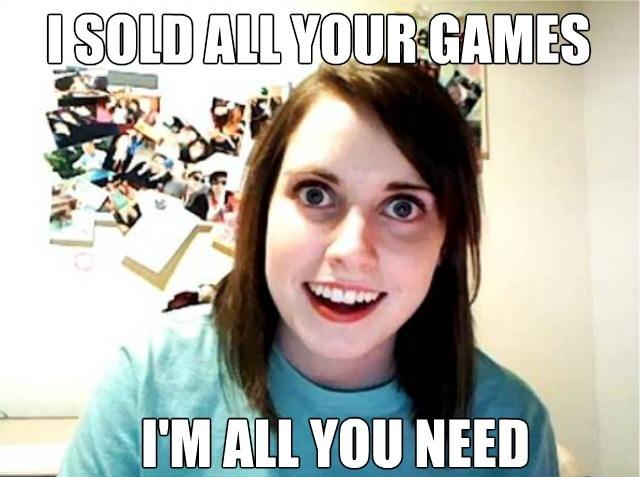 Alla Gamers värsta mardröm