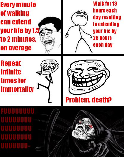 Hur man blir odödlig