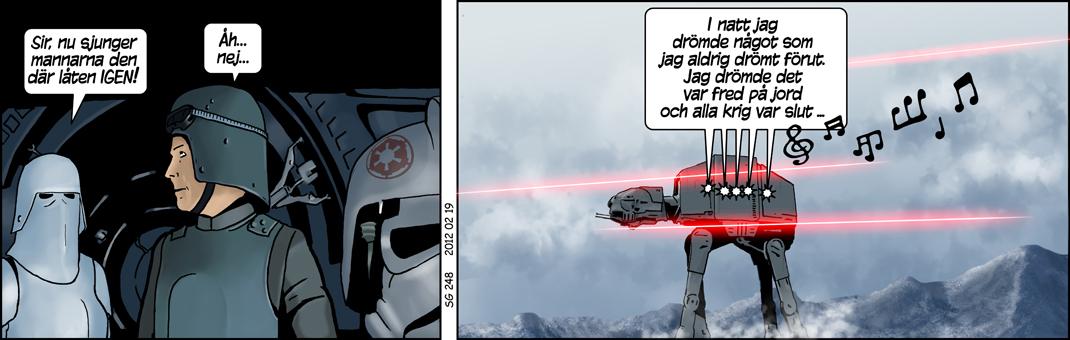 i AlrunornA: Imperial inception!