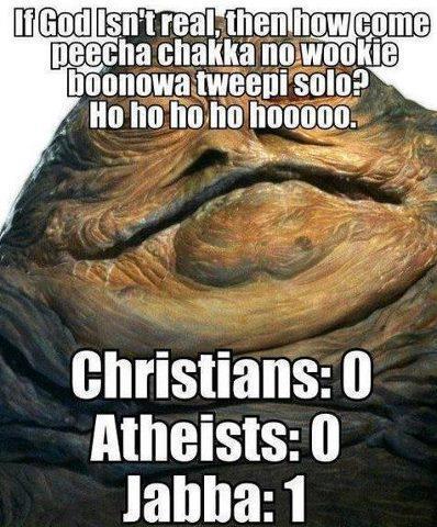 Jabba har ordet