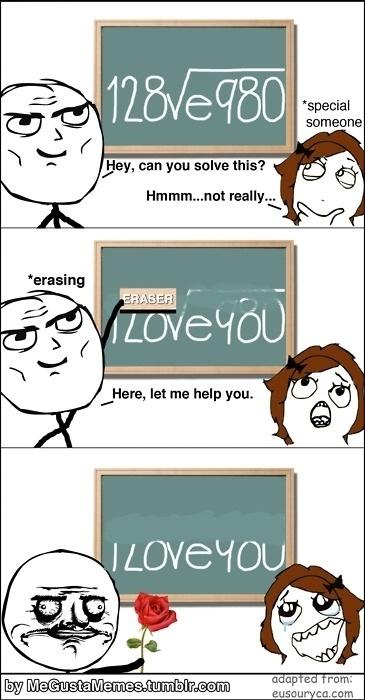 Kärleksförklaring på rätt sätt