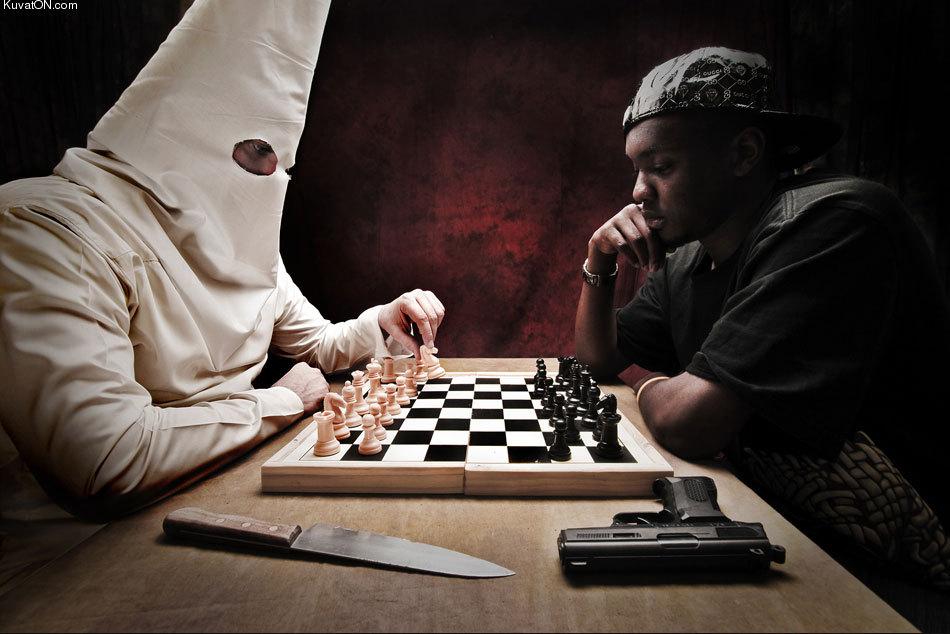 Låt oss spela schack...
