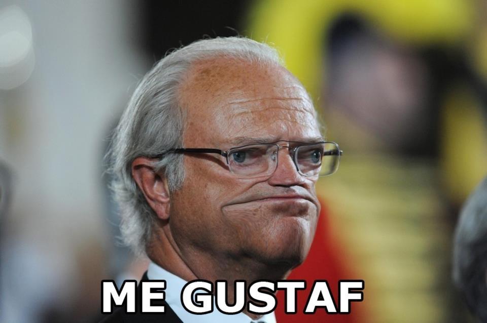 Me Gustaf