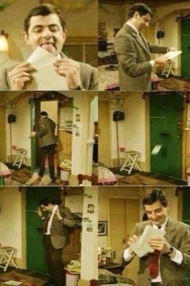 Mr Bean <3