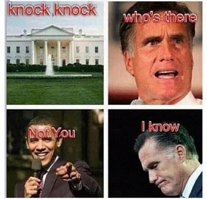 Obama: Knock Knock