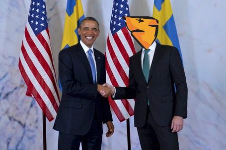 Obama och Hamstern