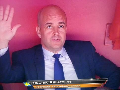 Reinfeldt satsar vidare!