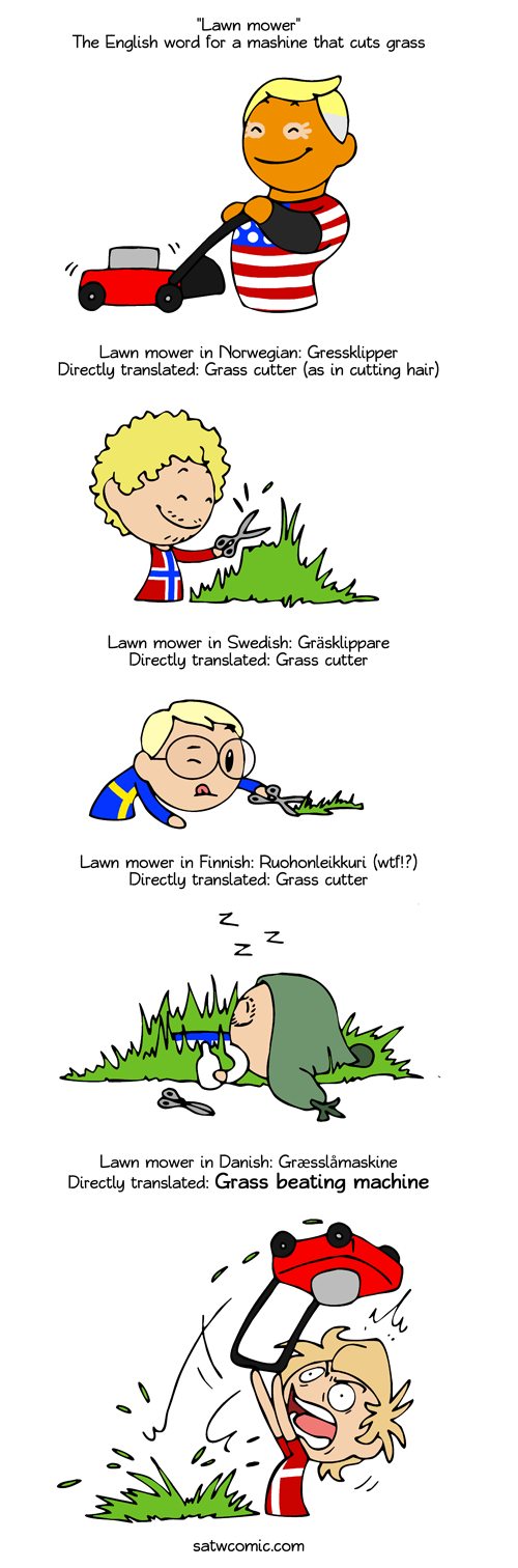 Scandinavia and the world