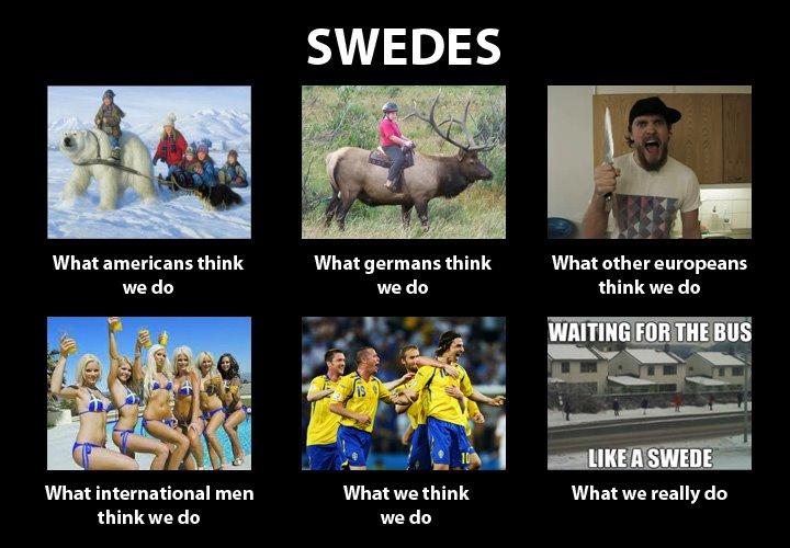 Sverige i ett nötskal