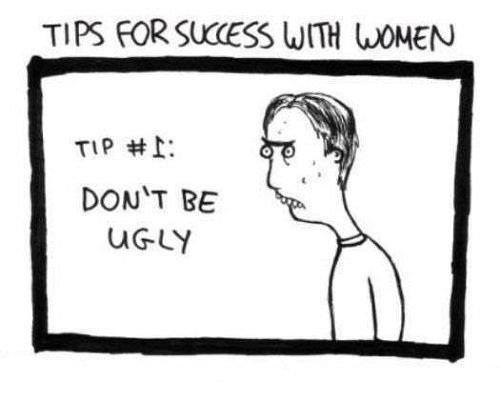 Tips för att lyckas med damerna