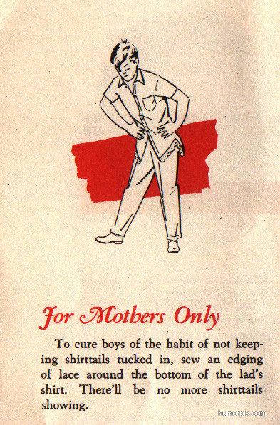 Tips till mödrar