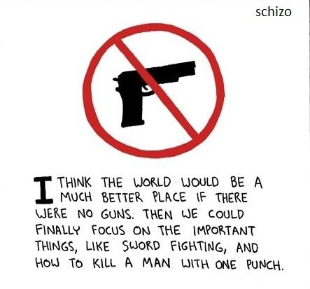 Världen utan Pistoler