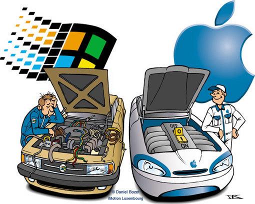 Windows Vs Apple