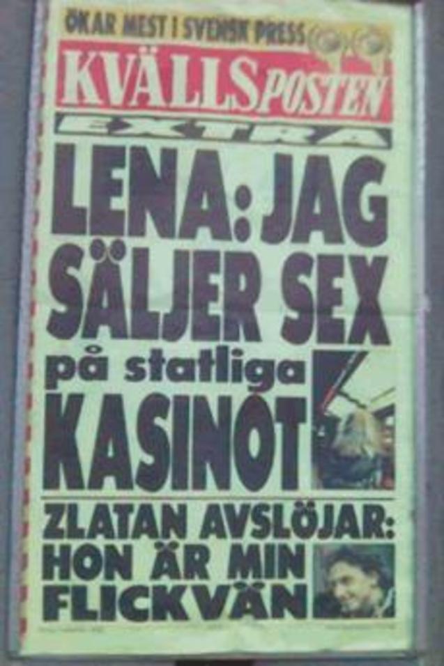 Zlatan köper sex?