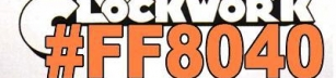 A Clockwork #FF8040