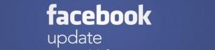 A Facebook update IRL