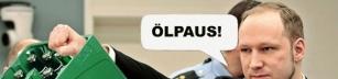 Breivik yrkar på paus!