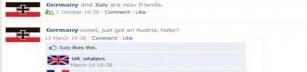 Facebook 1933-1945