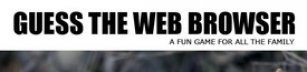 Gissa Webbläsaren