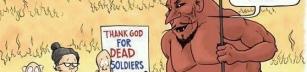 Gud hatar fanatiker