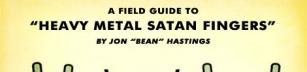 Guide till metal-fingrar