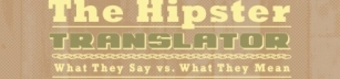 Hipstersnack - översättningsguiden