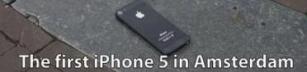 Hur man behandlar en iPhone 5!