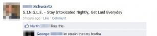 Jobbiga facebook-vänner