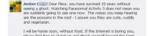 Mamma svarar om spöken!