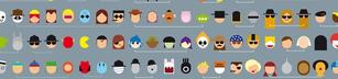 Mimimaliserade karaktärer - kan du alla?