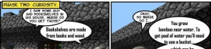 Minecraftberoendets faser
