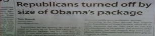 Obama - Dålig tidningsrubrik?