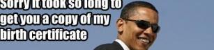 Obama ursäktar sig
