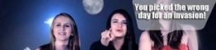 Rebecca Black är vårt sista försvar