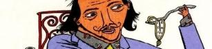 Salvador Dalís fredag
