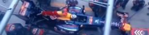 Sebastian Vettel's 4-sekunders byte