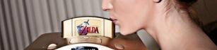 Snygga tjejer suger på tv-spel