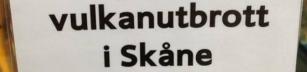Stackars Skåne...