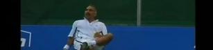 Mansour Bahrami - Tennisvärldens bästa underhållar