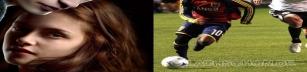 Twilight och fotboll